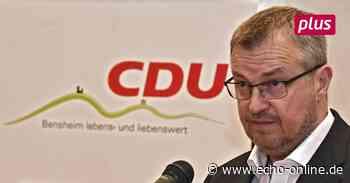 Bürgermeisterwahl in Bensheim verschoben - Echo Online