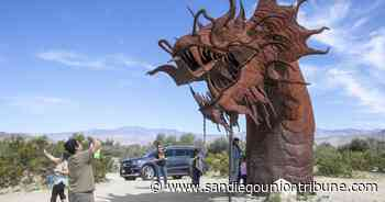 Borrego Springs getting hit every which way by virus - The San Diego Union-Tribune