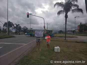 Capixaba prepara e distribui marmitas para caminhoneiros na Serra - A Gazeta