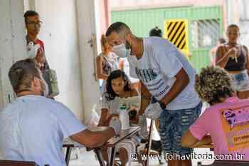 Morador da Serra arrecada mais de 4 toneladas de alimentos para doação - Jornal Folha Vitória