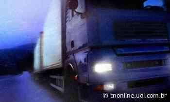 Caminhão carregado com soja é roubado na região de Mauá da Serra - TNOnline