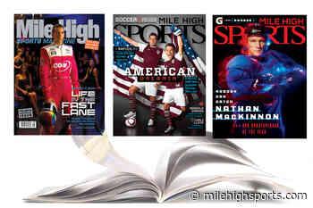The Cover Story: Justin Wilson, Shane O'Neill & Dillon Serna and Nathan MacKinnon - Mile High Sports