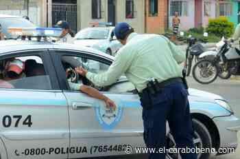 Se mantienen los cinco puntos de acceso controlado en el municipio Guacara - El Carabobeño