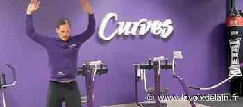 Meximieux - Curves propose des séances de sport à distance pour garder la forme - La Voix de l'Ain