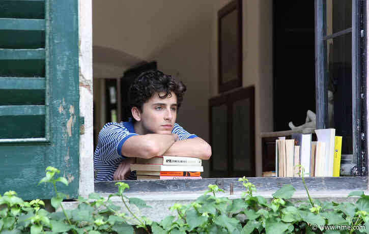 Discussions about a 'Call Me By Your Name' sequel have been scuppered by coronavirus