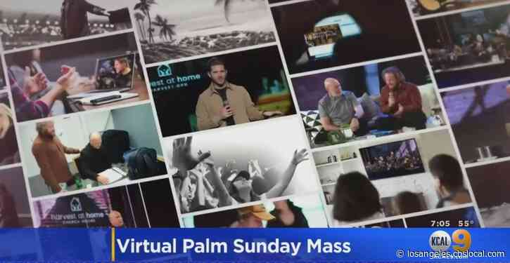 COVID-19: Millions Of Christians Nationwide To Tune Into Palm Sunday Services Online
