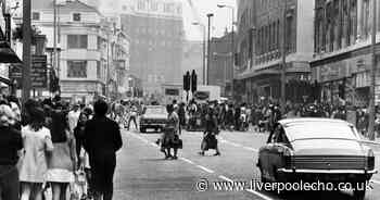 Name the Liverpool streets from old photos in this quiz