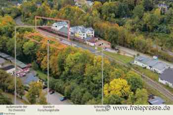Annaberg-Buchholz gibt Startschuss für ersten Bauabschnitt des Bahncampus - Freie Presse