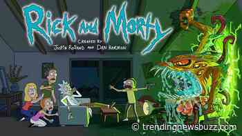 Rick and Morty Season 4: UK Comeback Date - Trending News Buzz