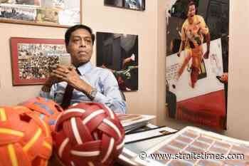 Sepak takraw: Out of Perses, but stalwart Abdul Halim eyes Olympic berth for sport - The Straits Times