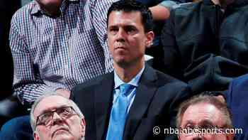 Report: Pacers GM Chad Buchanan turns down interview with Bulls