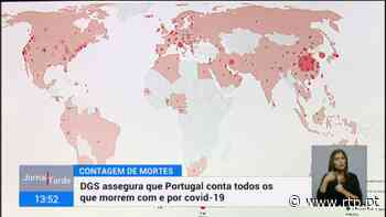 Covid-19. Contagem das mortes não é feita com mesmo critério por todos os países - RTP