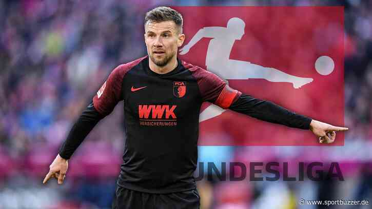 """Augsburg-Kapitän Daniel Baier: Größere Bundesliga """"eine gute Idee"""" - Sportbuzzer"""