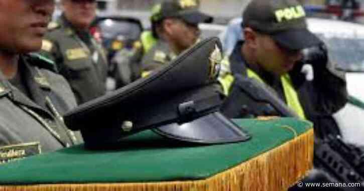 Dos policías fueron asesinados en medio de un tiroteo en Guamal (Meta) - Semana.com