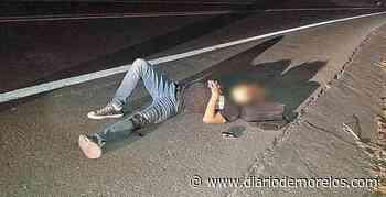 Atropellan a joven en Xochitepec - Diario de Morelos