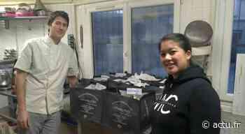 Yvelines. Ce boulanger de Maisons-Laffitte fait livrer plus de 200 viennoiseries aux soignants de l'hôpital de Poissy - actu.fr
