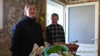 Wambrechies : la ferme Dupire continue à accueillir les clients et à proposer des légumes de saison - La Voix du Nord