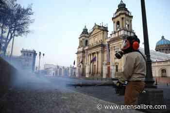 Coronavirus: Guatemala y San Miguel Petapa con planes contra el coronavirus - Prensa Libre