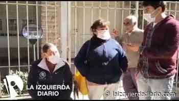 [Video] En San Miguel los jubilados hacen largas filas amontonados y bajo el frío para poder cobrar - La Izquierda Diario