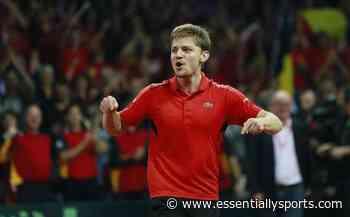 """Novak Djokovic And Vasek Pospisil Represent Us Well"" – David Goffin - Essentially Sports"