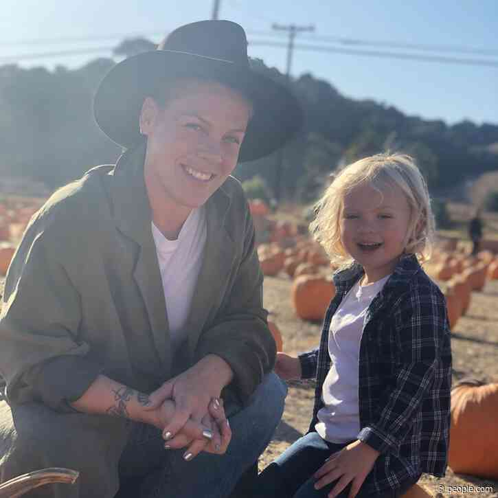 Pink Details 'Rollercoaster' Coronavirus Symptoms as Her Son, 3, Says He's 'Feeling Better'