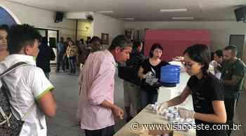 Prefeitura de Osasco entrega comida e roupas aos moradores de rua no fim de semana - Portal Visão Oeste