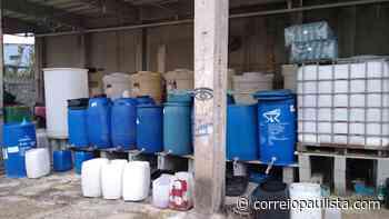 Polícia fecha fábrica de álcool gel falsificado no Santo Antônio em Osasco - Correio Paulista
