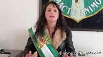 """Alcaldesa de Punata: """"Se ha puesto en riesgo la salud de la población; entramos en cuarentena estricta"""" - Los Tiempos"""