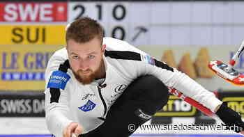 Curling-Betrieb auf höchstem Niveau eingestellt - suedostschweiz.ch