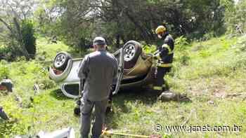 Homem morre em Lins após despencar com carro em barranco - JCNET - Jornal da Cidade de Bauru
