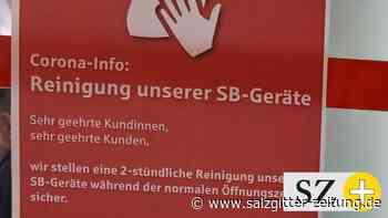 Krisenteam der Sparkasse Hildesheim Goslar Peine tagt täglich - Salzgitter Zeitung
