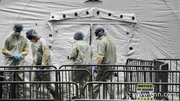 US coronavirus cases tops 330,000