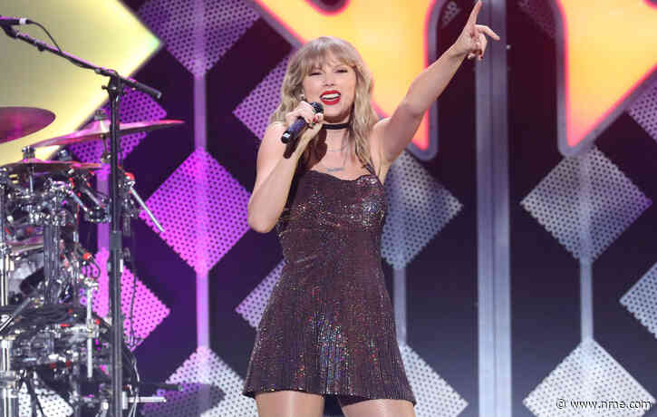 """Taylor Swift says she's """"trying to figure out how to help others"""" through the coronavirus pandemic"""