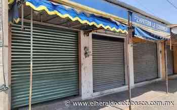 """""""Truena"""" coronavirus negocios en Huimanguillo - El Heraldo de Tabasco"""