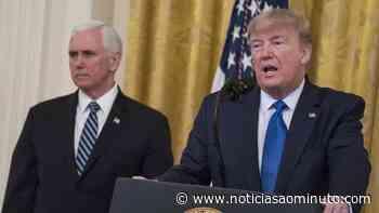 Casa Branca vai testar quem quiser aproximar-se de Donald Trump - Notícias ao Minuto