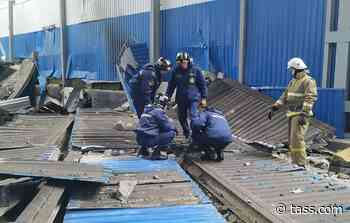 Four dead after factory blast in Russia's Oryol Region - TASS