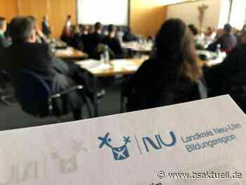 """Landkreis Neu-Ulm wird als """"Digitale Bildungsregion"""" ausgezeichnet - BSAktuell"""