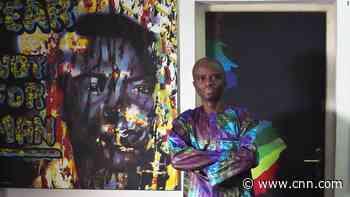 In the studio with Lemi, Fela Kuti's Afrobeat imagemaker