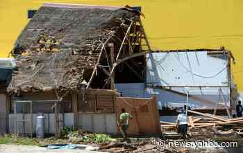Vanuatu braces as monster storm strengthens in Pacific