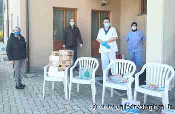 Gressan: Gli alunni hanno donato le mascherine alla micro comunità - Valledaostaglocal.it