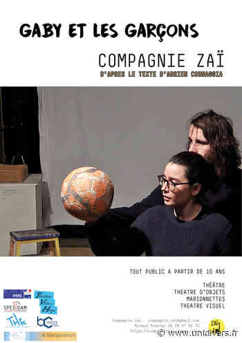 Gaby et les garçons Théâtre Halle Roublot 16 octobre 2020 - Unidivers