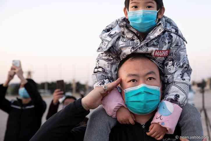 China sees rises in new coronavirus cases, asymptomatic patients