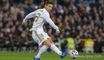 James Rodriguez bei Real Madrid vor dem Aus: Die Gründe - SPOX