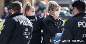 Namenslisten für die Polizei - WESER-KURIER
