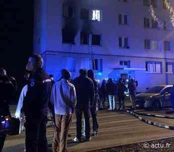 Nogent-sur-Oise : violent feu d'appartement, 39 personnes évacuées - actu.fr