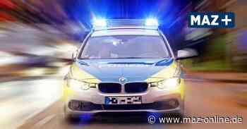 Angriff auf Potsdamer - Vor den Augen der Polizei: 31-Jähriger mit Flasche attackiert - Märkische Allgemeine Zeitung