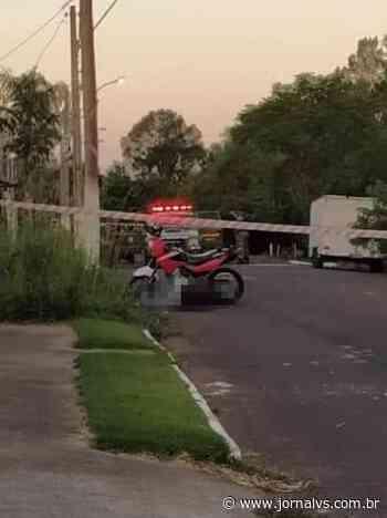 Homem é morto a tiros no Parque Amador, em Esteio - Jornal VS