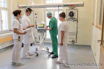 Werden schon Corona-Patienten in Radeberg behandelt? - Sächsische Zeitung