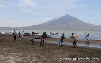 Familias nicaragüenses visitan balnearios de Nagarote y La Paz Centro - El 19 Digital
