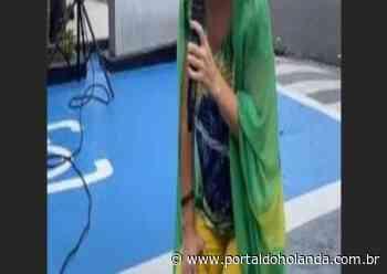 Em Manaus, fiéis ignoram isolamento e atendem convocação de Bolsonaro com oração pelo coronavírus - Portal do Holanda